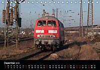 Erfolg einer Lokfamilie - Die V160-Baureihen (Tischkalender 2019 DIN A5 quer) - Produktdetailbild 12
