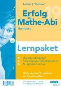 Erfolg im Mathe-Abi 2019 Lernpaket Hamburg, 3 Teile