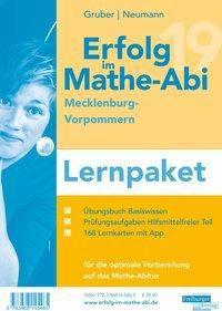 Erfolg im Mathe-Abi 2019 Lernpaket Mecklenburg-Vorpommern -  pdf epub