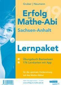 Erfolg im Mathe-Abi 2019 Lernpaket Sachsen-Anhalt, 2 Teile