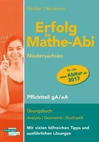 Erfolg im Mathe-Abi Pflichtteil gA/eA Niedersachsen -  pdf epub