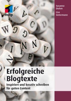 Erfolgreiche Blogtexte, Lisa Sintermann, Susanne Diehm