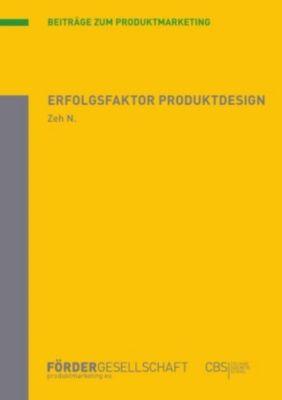 Erfolgsfaktor Produktdesign - Nicolas Zeh |