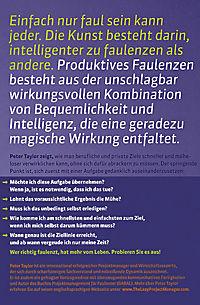 Erfolgsstrategien für Faulenzer - Produktdetailbild 1