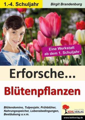 Erforsche... Blütenpflanzen, Birgit Brandenburg