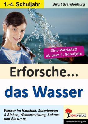 Erforsche... das Wasser, Birgit Brandenburg