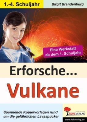 Erforsche ... Vulkane, Barbara Theuer