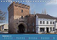 ERFTSTADT - Burgen und Bürgerhäuser (Tischkalender 2019 DIN A5 quer) - Produktdetailbild 1
