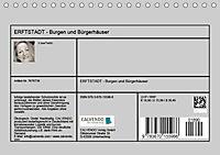 ERFTSTADT - Burgen und Bürgerhäuser (Tischkalender 2019 DIN A5 quer) - Produktdetailbild 10