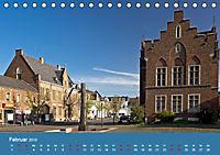 ERFTSTADT - Burgen und Bürgerhäuser (Tischkalender 2019 DIN A5 quer) - Produktdetailbild 2