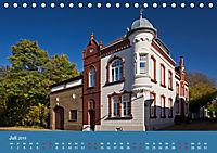 ERFTSTADT - Burgen und Bürgerhäuser (Tischkalender 2019 DIN A5 quer) - Produktdetailbild 7