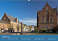 ERFTSTADT - Burgen und Bürgerhäuser (Wandkalender 2019 DIN A2 quer) - Produktdetailbild 2