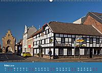 ERFTSTADT - Burgen und Bürgerhäuser (Wandkalender 2019 DIN A2 quer) - Produktdetailbild 3