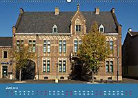 ERFTSTADT - Burgen und Bürgerhäuser (Wandkalender 2019 DIN A2 quer) - Produktdetailbild 6