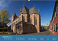 ERFTSTADT - Burgen und Bürgerhäuser (Wandkalender 2019 DIN A2 quer) - Produktdetailbild 12
