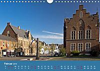 ERFTSTADT - Burgen und Bürgerhäuser (Wandkalender 2019 DIN A4 quer) - Produktdetailbild 2