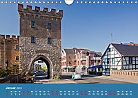 ERFTSTADT - Burgen und Bürgerhäuser (Wandkalender 2019 DIN A4 quer) - Produktdetailbild 1