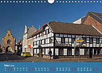 ERFTSTADT - Burgen und Bürgerhäuser (Wandkalender 2019 DIN A4 quer) - Produktdetailbild 3