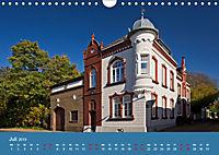 ERFTSTADT - Burgen und Bürgerhäuser (Wandkalender 2019 DIN A4 quer) - Produktdetailbild 7