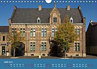 ERFTSTADT - Burgen und Bürgerhäuser (Wandkalender 2019 DIN A4 quer) - Produktdetailbild 6