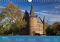ERFTSTADT - Burgen und Bürgerhäuser (Wandkalender 2019 DIN A4 quer) - Produktdetailbild 4