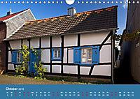 ERFTSTADT - Burgen und Bürgerhäuser (Wandkalender 2019 DIN A4 quer) - Produktdetailbild 10