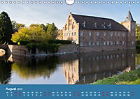 ERFTSTADT - Burgen und Bürgerhäuser (Wandkalender 2019 DIN A4 quer) - Produktdetailbild 8