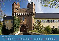 ERFTSTADT - Burgen und Bürgerhäuser (Wandkalender 2019 DIN A4 quer) - Produktdetailbild 11