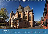 ERFTSTADT - Burgen und Bürgerhäuser (Wandkalender 2019 DIN A4 quer) - Produktdetailbild 12