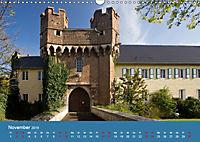 ERFTSTADT - Burgen und Bürgerhäuser (Wandkalender 2019 DIN A3 quer) - Produktdetailbild 11