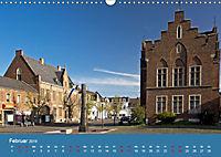 ERFTSTADT - Burgen und Bürgerhäuser (Wandkalender 2019 DIN A3 quer) - Produktdetailbild 2