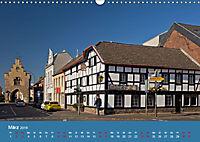 ERFTSTADT - Burgen und Bürgerhäuser (Wandkalender 2019 DIN A3 quer) - Produktdetailbild 3