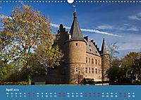 ERFTSTADT - Burgen und Bürgerhäuser (Wandkalender 2019 DIN A3 quer) - Produktdetailbild 4