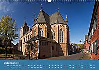 ERFTSTADT - Burgen und Bürgerhäuser (Wandkalender 2019 DIN A3 quer) - Produktdetailbild 12