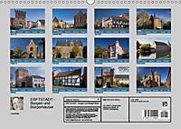 ERFTSTADT - Burgen und Bürgerhäuser (Wandkalender 2019 DIN A3 quer) - Produktdetailbild 13