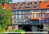 Erfurt - meine Stadt mit viel Herz (Tischkalender 2019 DIN A5 quer) - Produktdetailbild 1