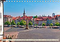 Erfurt - meine Stadt mit viel Herz (Tischkalender 2019 DIN A5 quer) - Produktdetailbild 4