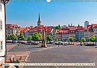 Erfurt - meine Stadt mit viel Herz (Wandkalender 2019 DIN A3 quer) - Produktdetailbild 4