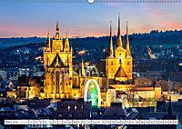 Erfurt. Perle Thüringens. (Wandkalender 2019 DIN A2 quer) - Produktdetailbild 3