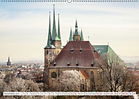 Erfurt. Perle Thüringens. (Wandkalender 2019 DIN A2 quer) - Produktdetailbild 12
