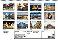 Erfurt. Perle Thüringens. (Wandkalender 2019 DIN A2 quer) - Produktdetailbild 13