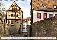 Erfurt. Perle Thüringens. (Wandkalender 2019 DIN A3 quer) - Produktdetailbild 2