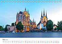 Erfurt - Stadt der Türme (Tischkalender 2019 DIN A5 quer) - Produktdetailbild 5
