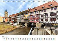 Erfurt - Stadt der Türme (Tischkalender 2019 DIN A5 quer) - Produktdetailbild 3