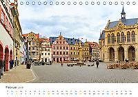 Erfurt - Stadt der Türme (Tischkalender 2019 DIN A5 quer) - Produktdetailbild 2