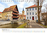 Erfurt - Stadt der Türme (Tischkalender 2019 DIN A5 quer) - Produktdetailbild 9