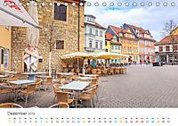 Erfurt - Stadt der Türme (Tischkalender 2019 DIN A5 quer) - Produktdetailbild 12