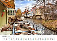 Erfurt - Stadt der Türme (Wandkalender 2019 DIN A2 quer) - Produktdetailbild 10