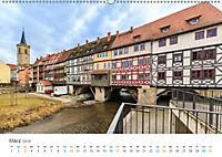 Erfurt - Stadt der Türme (Wandkalender 2019 DIN A2 quer) - Produktdetailbild 3