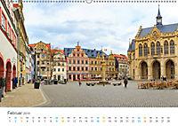 Erfurt - Stadt der Türme (Wandkalender 2019 DIN A2 quer) - Produktdetailbild 2